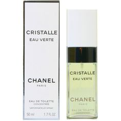 Shop for Chanel Cristalle Eau Verte Women's 1.7-ounce Eau de Toilette Concentree Spray. Get free delivery at Overstock.com - Your Online Beauty Products Shop! Get 5% in rewards with Club O!