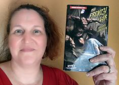 Travel Reads: & Frenzy War& by Gregory Lamberson Tv Reviews, Book Review, Science Fiction, Horror, Fans, Reading, Books, Travel, Sci Fi
