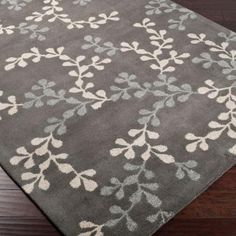 Artistic Weavers Lismore Blue Gray 5 ft. x 8 ft. Area Rug - Lismore-58 - The Home Depot