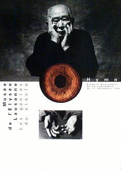 Werner Jeker – Hymn, Musée de l'Elysée Lausanne, 1996