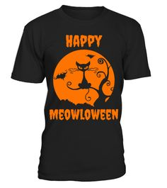 # Happy Meowloween - Halloween Cat Costume T-Shirt .  This Happy Meowloween Cat Costume T-Shirt is the perfect costume for all magician, wizards, cats and halloween lovers. You can wear it while you are on trick or treat tour or at a halloween party.pumpkin, sweets, witch, halloweencostume, happyhalloween, moon, monster, halloweencandy, black, cat, costume, halloween2017, zombie, cat, ghost, halloween, halloween, outfit, cute, Halloweenparty, Happy, Meowloween, trick, or, treat, candy, Meow…