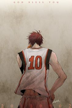 there's no God..but KUROKO NO BASUKEEEEE kagamiiiiiiii aomineeee kiseee himurooooooo.......