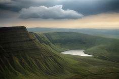 Llyn Y Fan Fach  (Brecon Beacons National Park, Wales) by ~Mohain on deviantART