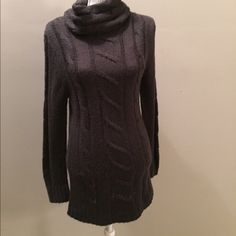 Gray sweater dress In excellent condition great for winter Dresses