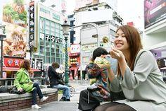 How to enjoy Osaka? #japankuru #osaka #kansai #cosmetics #freeplus #kanebo #f4f #followmeplease