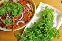 """mexican style pork from ferran adria's """"family meal."""" making it for easter dinner!"""