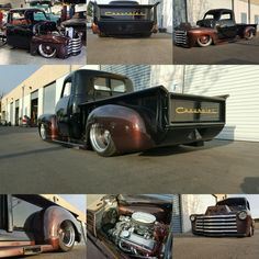 1953 Chevy 3100 truck. Tons of custom mods. 383 stroker motor. Almost done!