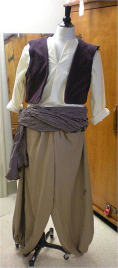 Aladdin Costume by Beth Skinner, via Flickr