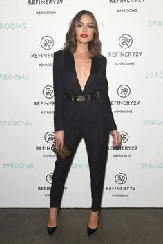 Olivia Culpo Photos: Refinery29 Presents 29Rooms, a Celebration of Style and Culture During NYFW 2015