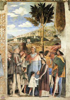 mantegna 046 camera degli sposi 1465 1474 detail