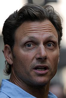 Tony Goldwyn-how does someone born into such  Hollywood royalty know how to play a regular man so well?