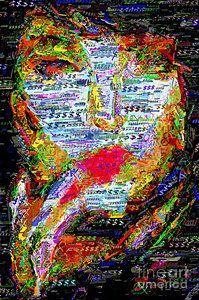 Digital Art - Follow The Money by Rafael Salazar