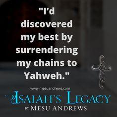 #IsaiahsLegacy
