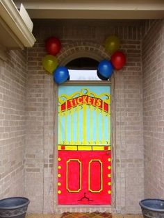 GreyGrey Designs: {My Parties} Greyson's Circus Themed 1st Birthday Party