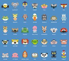 Printable Animal Masks For Kids