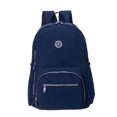 Women Nylon Waterproof casual Large Capacity Shoulder Bags Backpack