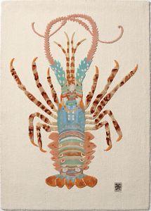 Lobster rug!#JoesCrabShack