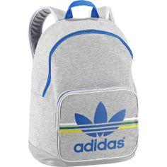 Mochila de algodón Adidas Classic.