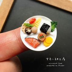 #miniature #food #minifood