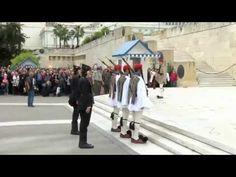 Αλλαγή φρουράς Σύνταγμα - YouTube Street View, Youtube, Youtubers, Youtube Movies