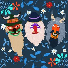Disney Characters, Fictional Characters, Minnie Mouse, Winter, Art, Winter Time, Art Background, Kunst, Gcse Art