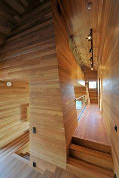 Architecture, Norway: Twisted Cabin by Jarmund/Vigsnæs
