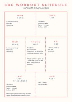 Picture consequence for bbg - Inspring Wedding Ideas Bbg Workouts, Hiit Abs, At Home Workouts, Cardio, Workout Kettlebell, Kayla Workout, Kayla Itsines Workout, Kayla Itsines Week 1, Workout Board
