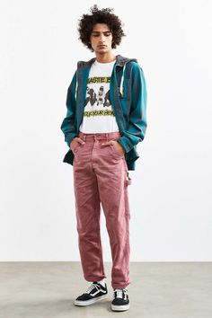 Overdyed Stan Ray Mixed Lot Painter Pant - Urban Outfitters