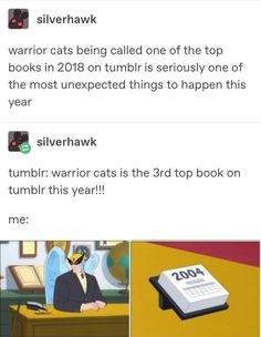 Warrior Cats Funny, Warrior Cat Memes, Warrior Cats Books, My Tumblr, Tumblr Posts, Tumblr Funny, Simply Life, Book Fandoms, My Guy