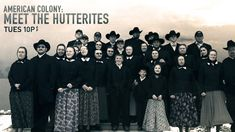 american colony meet the hutterites - Google Search