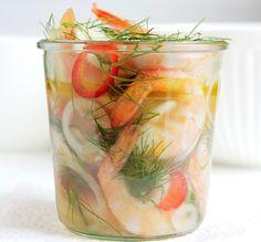 Quick-Pickled Shrimp - Bon Appétit