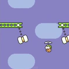 Pin for Later: Swing Copters Is the Flappy Bird Sequel You've Been Waiting For