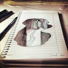 3d art to draw