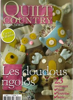 Quilt Country Hors serie 5