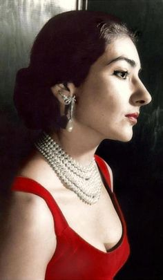 """#MariaCallas """"La Divina"""" - Maria Callas. If the earth could sing, it would sound just like her. #callas #ladivina"""