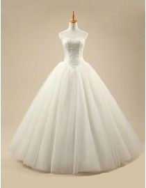 Gorgeous vera wang sweetheart lace basque waist pearls beaded ball gown sweeping train wedding dresses 5W-252