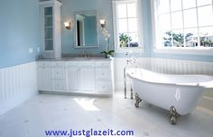 Bathroom, and Wall Tile Refinishing By Super Glaze at affordable price.