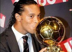 Ronaldinho Balón de Oro