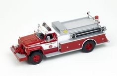 Authern Rural Fire Truck