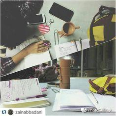 #Repost @zainabbadani with @repostapp  1 cup 2 cup 3 cup 4.  #Listmaking #workmode #weekendslikethese #somuchchai #teatower