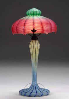 DAUM NANCY RIBBED LAMP | You Light