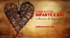 INFARTE E AVC melhorsaude.org