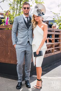 Derby Day 2014 from the Trendsetter.net. Renae Ayris in Cameo the Label.