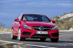 2013 Mercedes-Benz E 500 Coupe AMG Sports Package