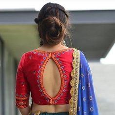 Indian Blouse Designs, Choli Designs, Blouse Back Neck Designs, Silk Saree Blouse Designs, Fancy Blouse Designs, Bridal Blouse Designs, Pattern Blouses For Sarees, Latest Blouse Designs, Blouse Neck Patterns