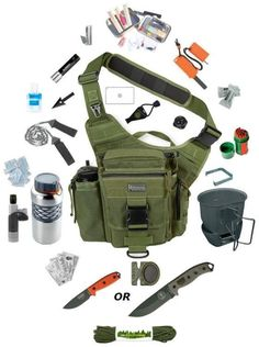 15 Items that every #Survival Kit should contain #SurvivalistClothing
