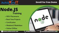 ICYMI: india.sebule.com : Best nodejs Training institute in Bangalore, Bhārat