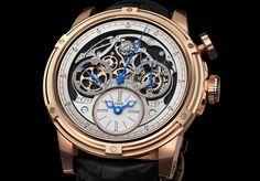 Il primo cronografo-orologio della storia: a Baselworld 2015 il Louis Moinet Memoris In occasione di Baselword 2015, Il Salone Mondiale...