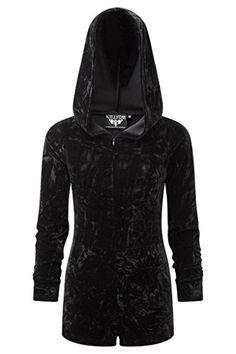 Killstar Gothic Velvet Ritual Wiccan Occult Hoodie Jumpsu... https://www.amazon.com/dp/B01FE5A9RY/ref=cm_sw_r_pi_dp_h5NJxbM8K4RPJ