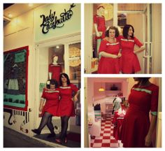 Lady Cacahuete: tienda chicas. Malasaña